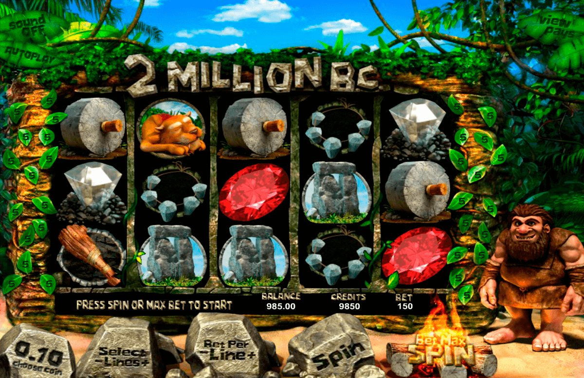 2 million bc betsoft casino