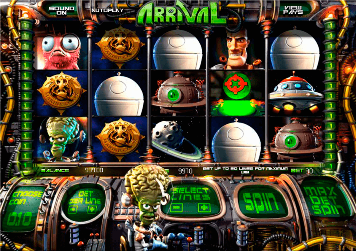 arrival betsoft casino