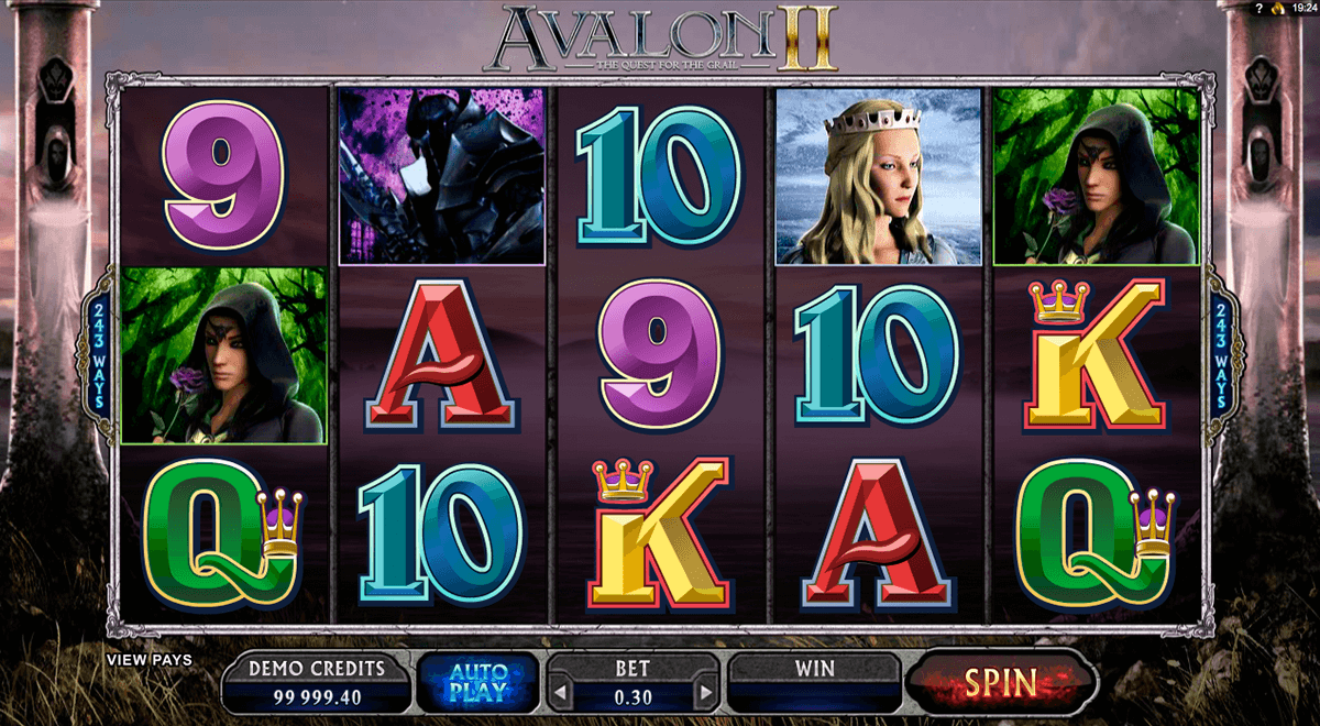 avalon ii microgaming casino