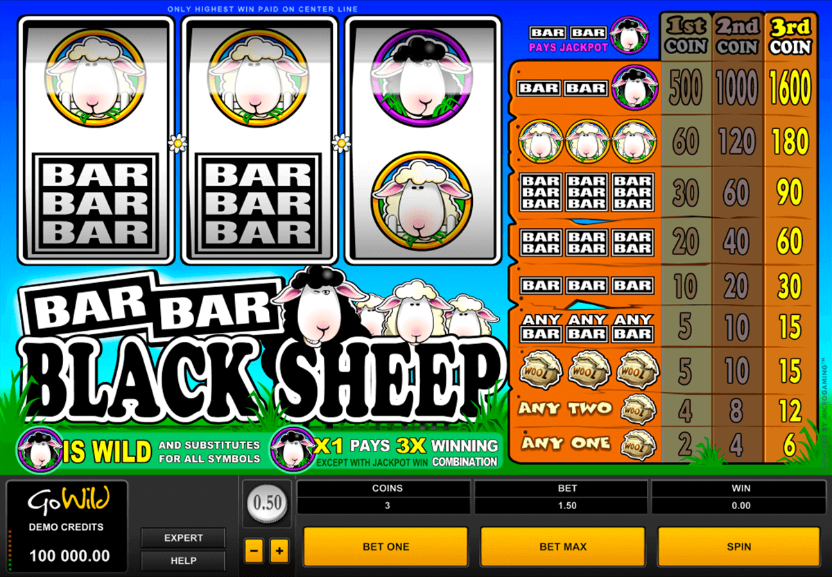barbarblack sheep microgaming casino