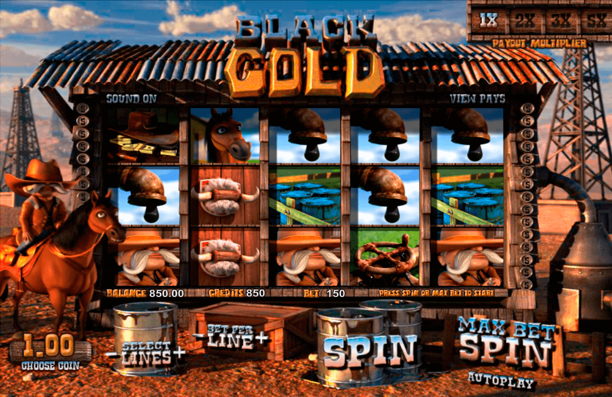 black gold betsoft casino