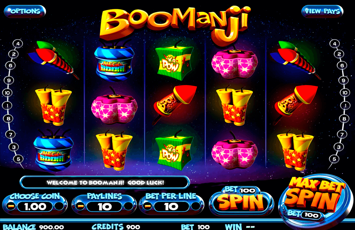 boomanji betsoft casino