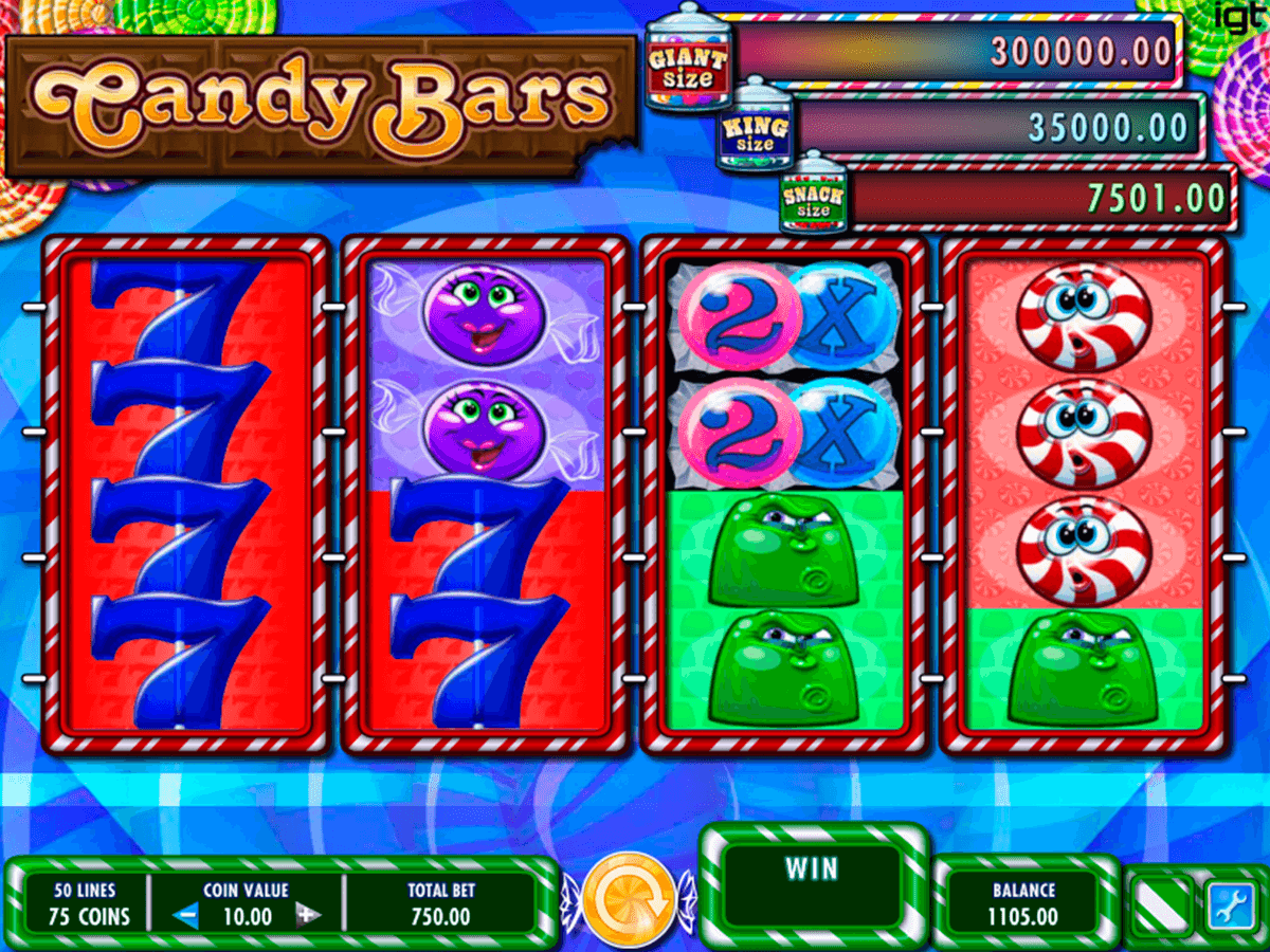 candy bars igt casino