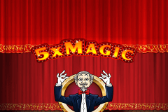 logo 5x magic playn go kolikkopeli netissa