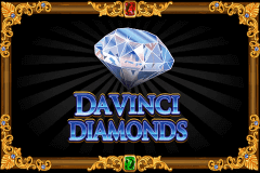 logo da vinci diamonds igt