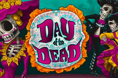 logo day of the dead igt kolikkopeli netissa