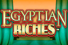 logo egyptian riches wms