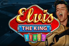 logo elvis the king lives wms