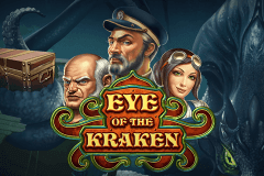 logo eye of the kraken playn go kolikkopeli netissa