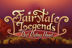 logo fairytale legends red riding hood netent kolikkopeli netissa