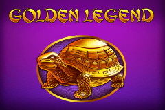 logo golden legend playn go kolikkopeli netissa