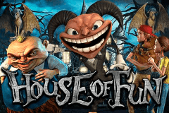 logo house of fun betsoft