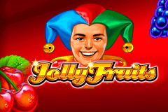 logo jolly fruits novomatic kolikkopeli netissa
