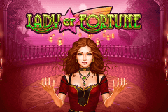 logo lady of fortune playn go kolikkopeli netissa