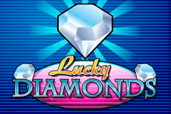 logo lucky diamonds playn go kolikkopeli netissa