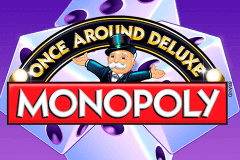 Play Monopoly Once Around Deluxe Slot | PlayOJO