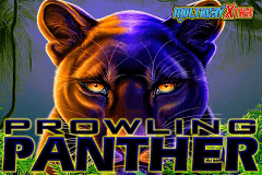 logo prowling panther igt