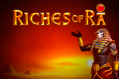 logo riches of ra playn go kolikkopeli netissa