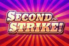 logo second strike quickspin kolikkopeli netissa