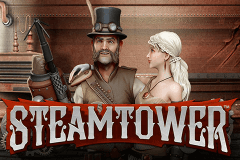 logo steam tower netent kolikkopeli netissa