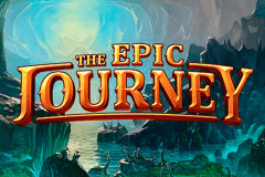 logo the epic journey quickspin kolikkopeli netissa