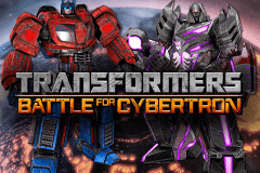 logo transformers battle for cybertron igt