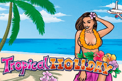 logo tropical holiday playn go kolikkopeli netissa