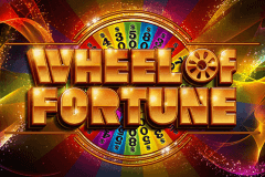 logo wheel of fortune igt kolikkopeli netissa