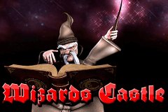 logo wizard castle betsoft