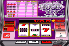 progressive diamond jackpot betsoft 480x320