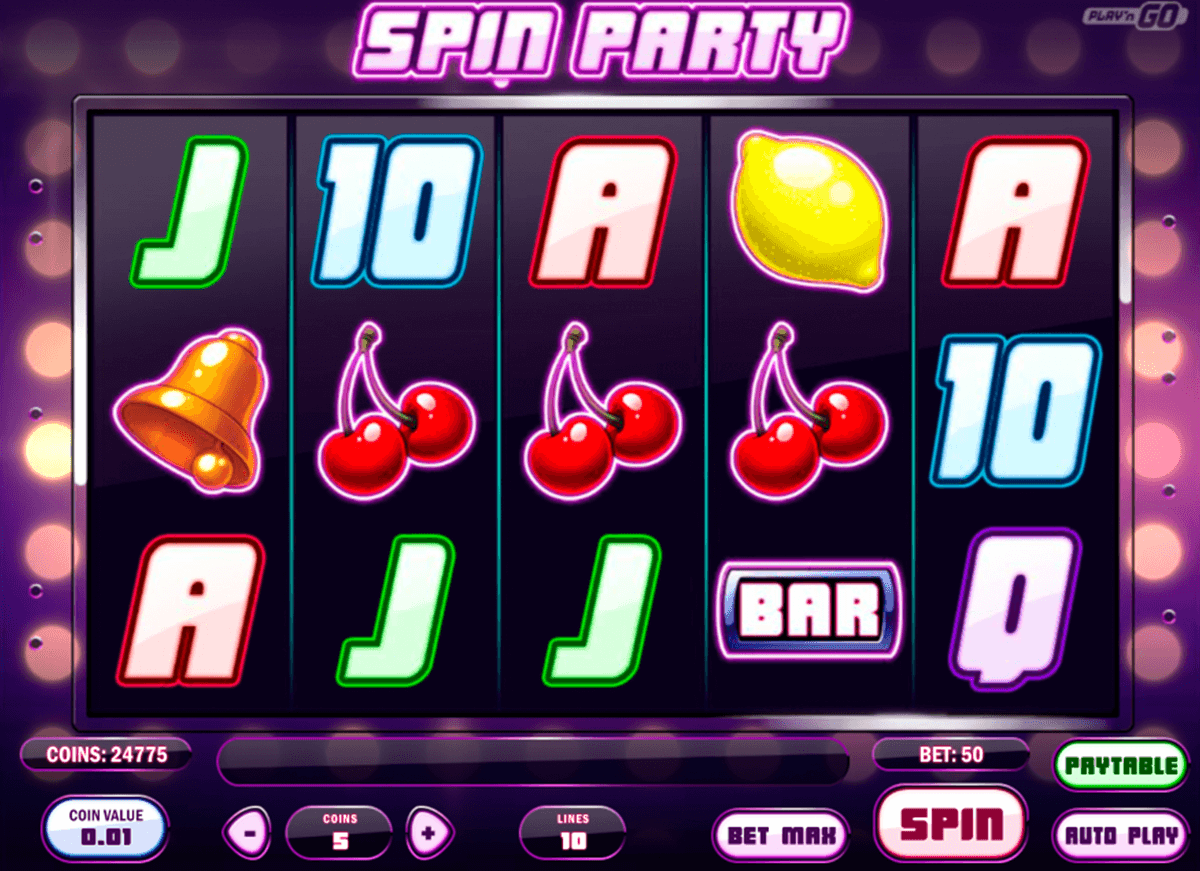 Slot games with free spins no deposit