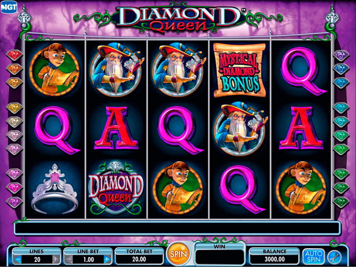 diamond queen igt casino