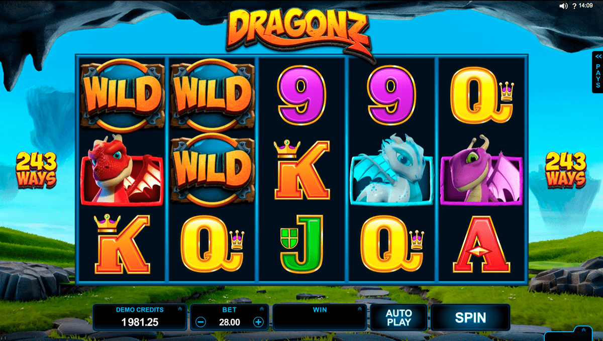 dragonz microgaming casino