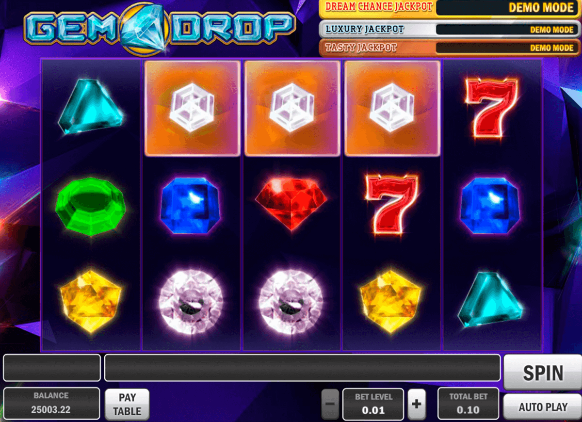 gem drop playn go casino