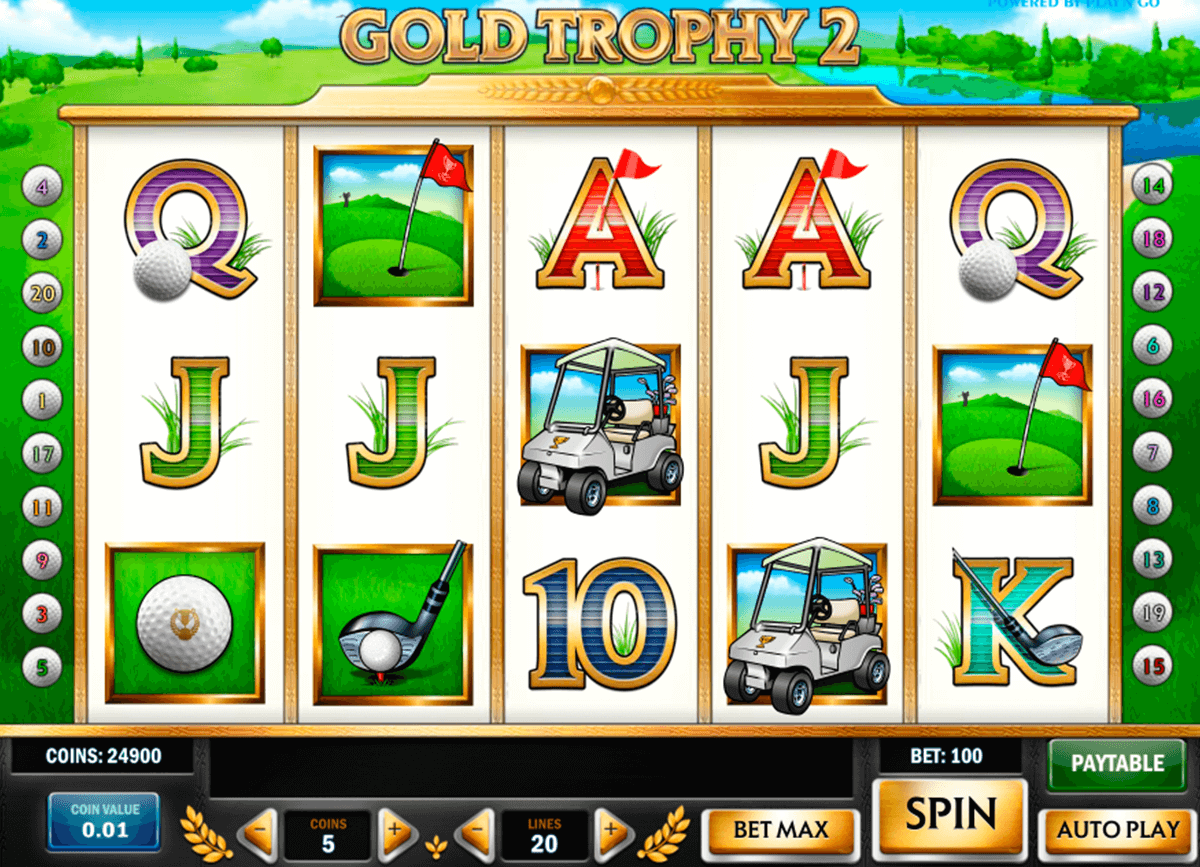 gold trophy 2 playn go casino