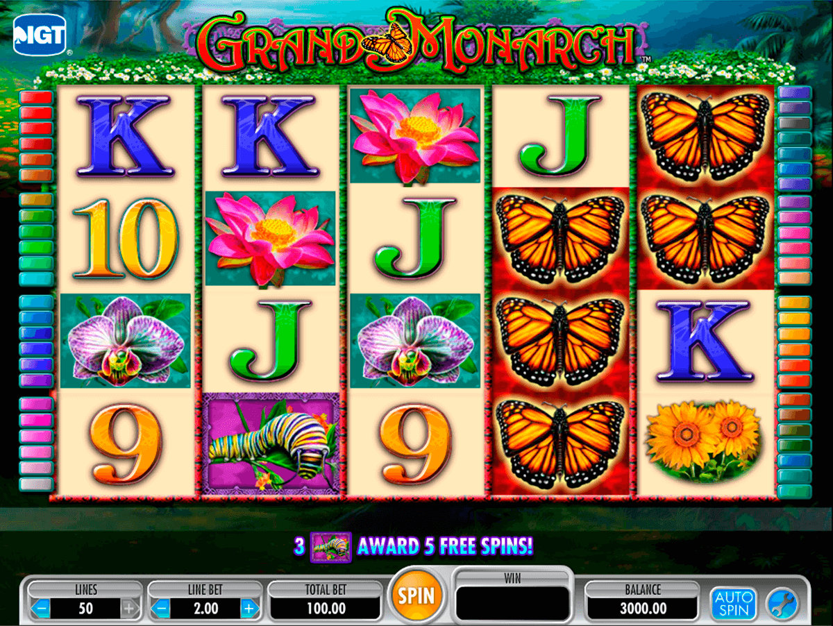 grand monarch igt casino