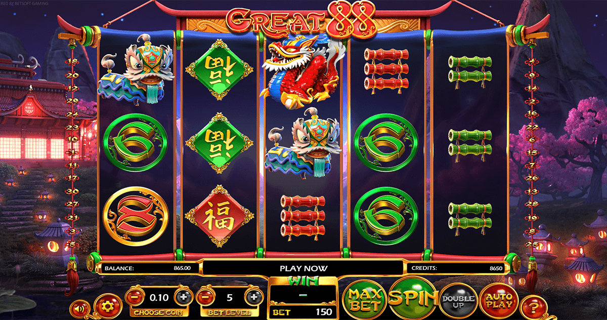 great 88 betsoft casino