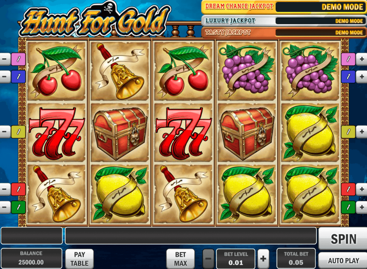 hunt for gold playn go casino