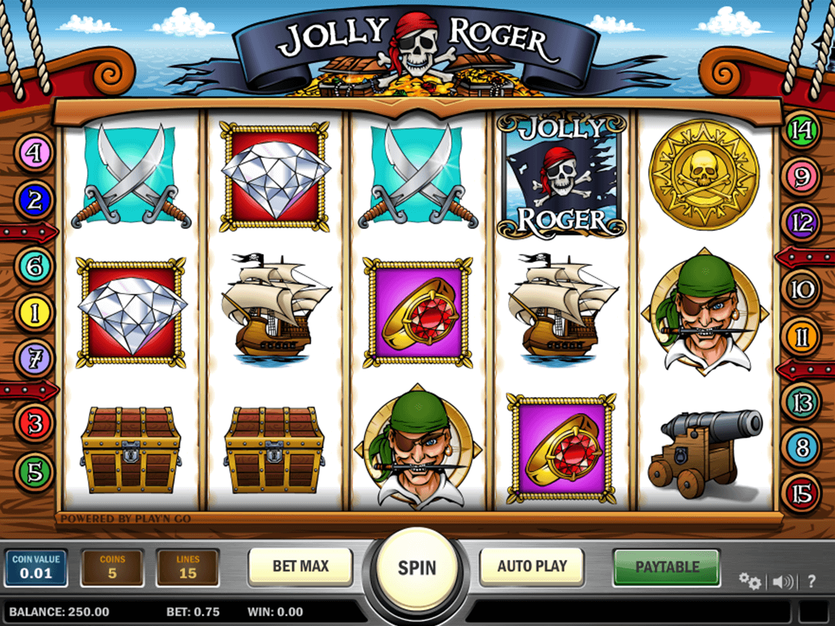 jolly roger playn go casino