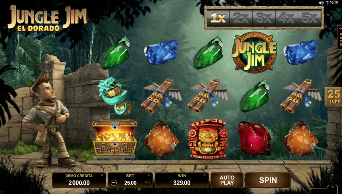 jungle jim el dorado microgaming casino