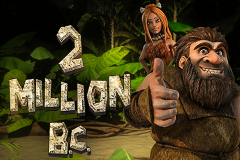 logo 2 million bc betsoft kolikkopeli
