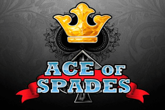 logo ace of spades playn go kolikkopeli