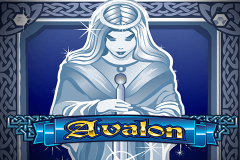 logo avalon microgaming kolikkopeli