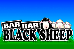 logo barbarblack sheep microgaming kolikkopeli