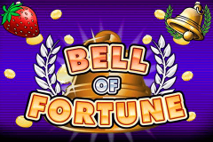 logo bell of fortune playn go kolikkopeli