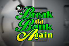 logo break da bank again megaspin microgaming kolikkopeli