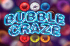 logo bubble craze igt kolikkopeli