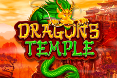logo dragons temple igt kolikkopeli