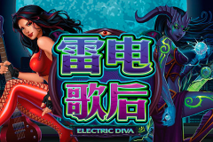 logo electric diva microgaming casino