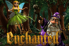 logo enchanted betsoft kolikkopeli